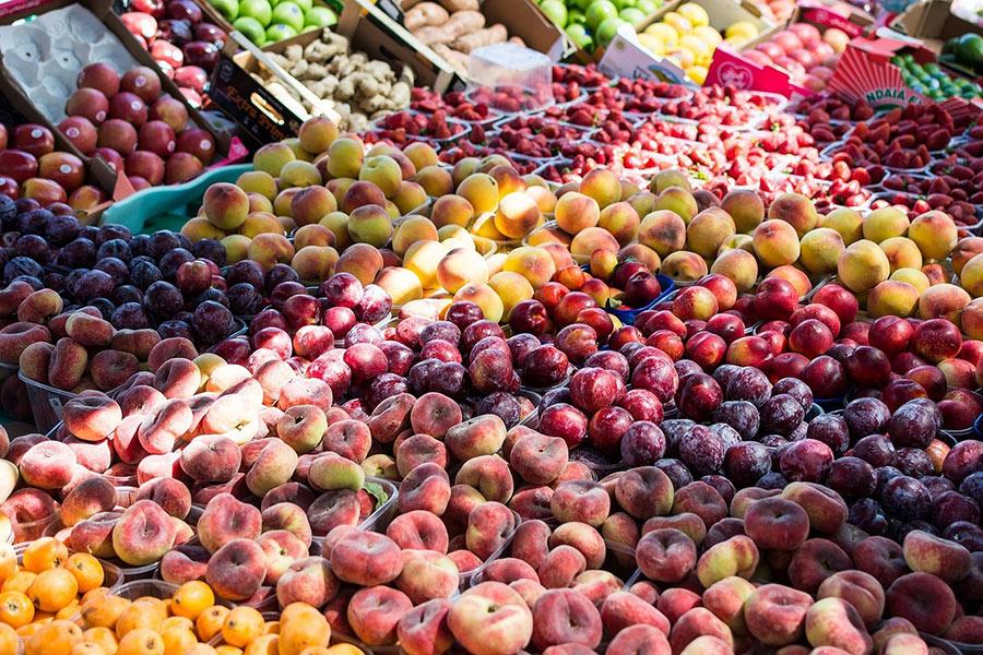 Obst bei EDEKA Wittmann