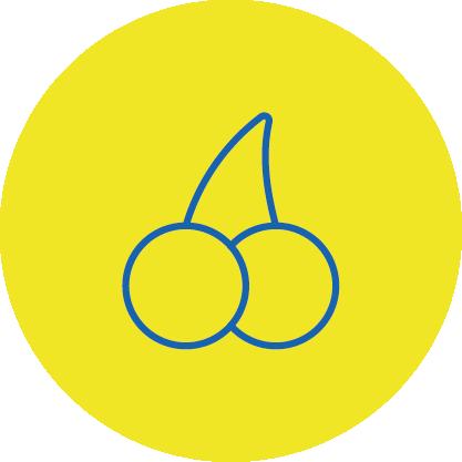 Obst und Gemüse von Supermarkt EDEKA Wittmann