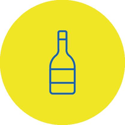 Umfassendes Angebot an Getränken in Waldkraiburg