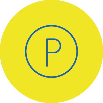 Parkplätze vorm EDEKA Wittmann in Waldkraiburg