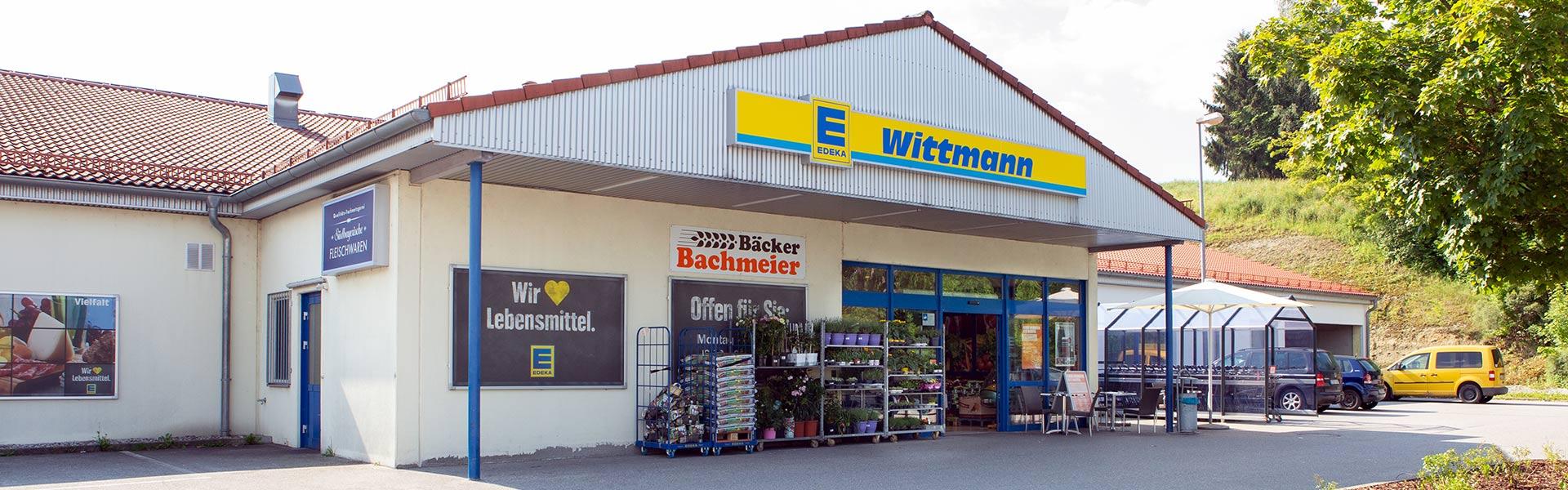 Ihr EDEKA-Markt in Buchbach