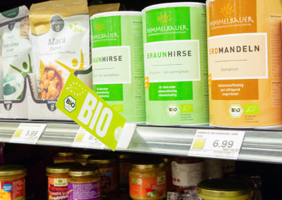 Bio-Produkte in Waldkraiburg