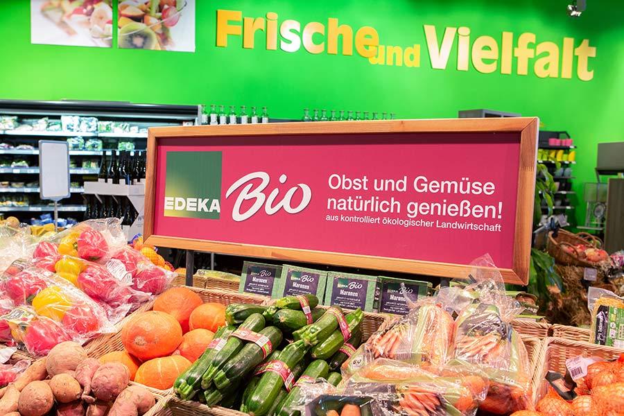Bio-Gemüse von EDEKA Wittmann
